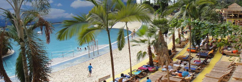 Tropical Islands Resort, Krausnick, Alemania
