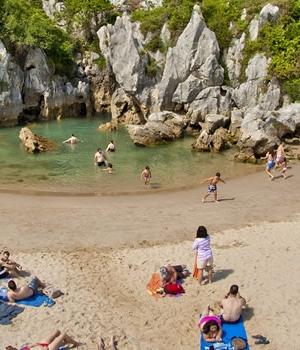 Llanes, mucho más que 38 playas
